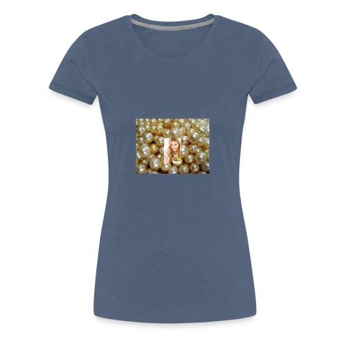 golden pearls - Women's Premium T-Shirt