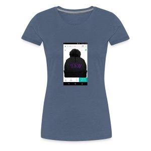 TSN beanie - Women's Premium T-Shirt