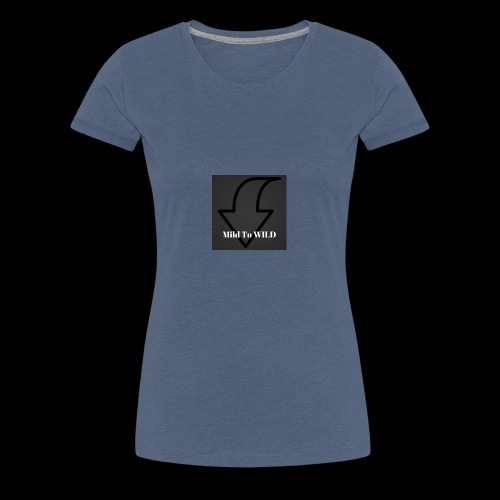 Mild to Wild - Women's Premium T-Shirt