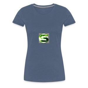 Spreadshirt_tryck_1_v2 - Women's Premium T-Shirt