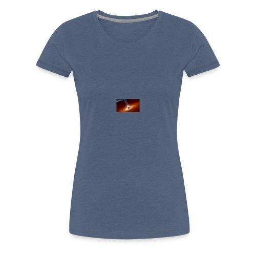 hole - Women's Premium T-Shirt