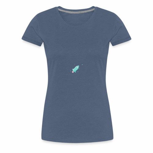 Space - Women's Premium T-Shirt