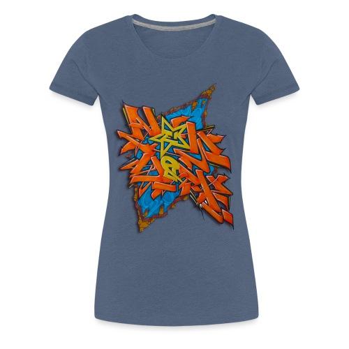 Artgomez14 - NYG Design - Women's Premium T-Shirt