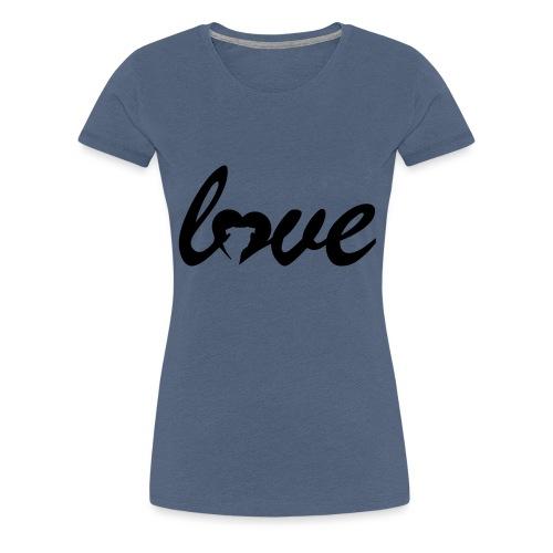 Dog Love - Women's Premium T-Shirt