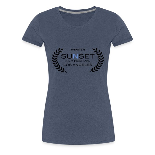 Sunset Winner - Women's Premium T-Shirt
