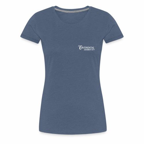 The Continental - Women's Premium T-Shirt