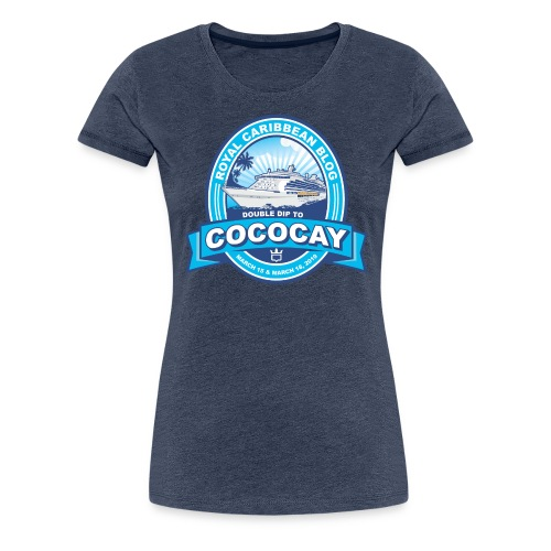 mariner-gc-1 - Women's Premium T-Shirt