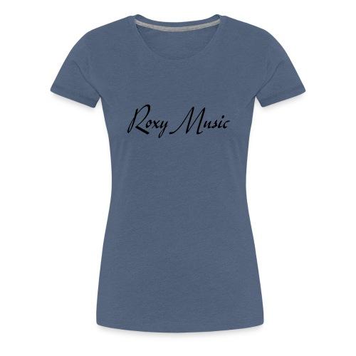 Roxy Music - Women's Premium T-Shirt