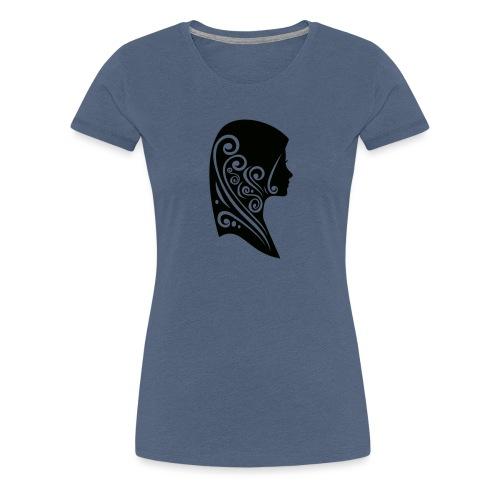 muslimah - Women's Premium T-Shirt