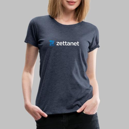 ZettaNet Word - Women's Premium T-Shirt