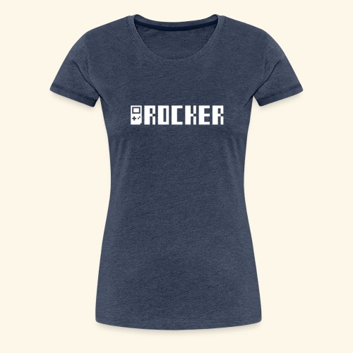 GB Rocker - Women's Premium T-Shirt