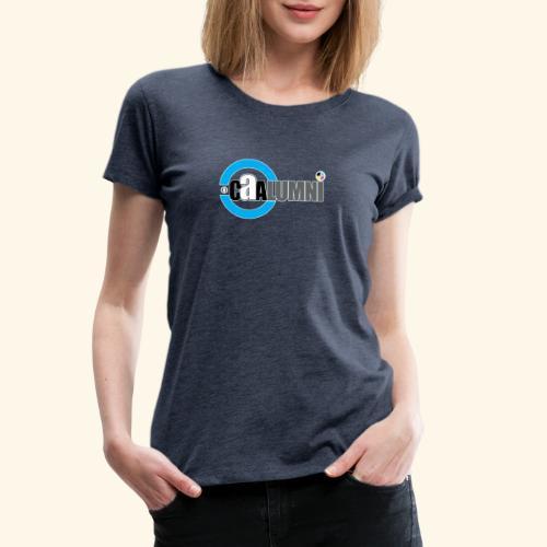 CAA Alumni - Women's Premium T-Shirt