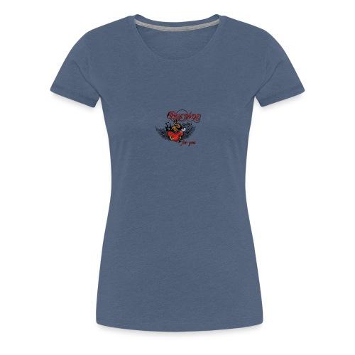 burning for yoou - Women's Premium T-Shirt