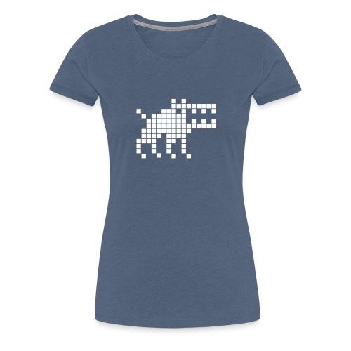 Dottweiler - Women's Premium T-Shirt