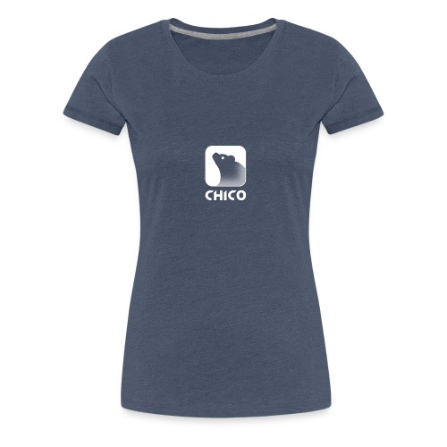 Chico's Logo with Name - Women's Premium T-Shirt