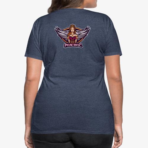 PeachQc Logo - Women's Premium T-Shirt