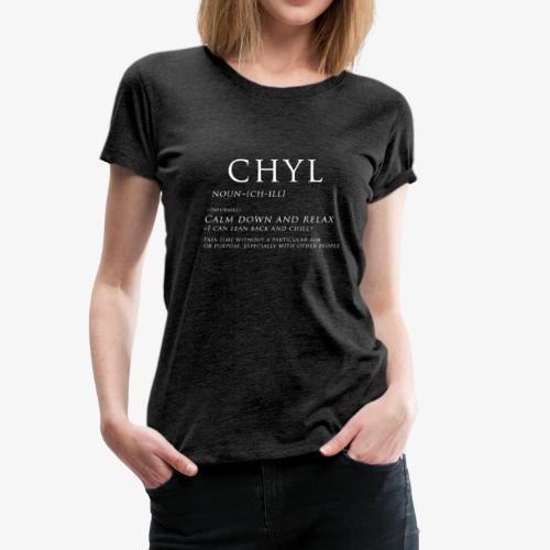 Defenition - Women's Premium T-Shirt