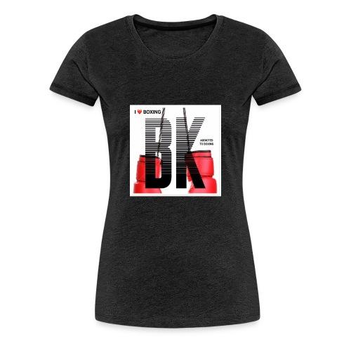 BOXING FINAL - Women's Premium T-Shirt