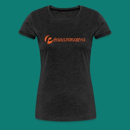 Parafanellya Orange - Women's Premium T-Shirt
