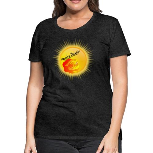 LoyaltyBoardsNewLogo 10000 - Women's Premium T-Shirt