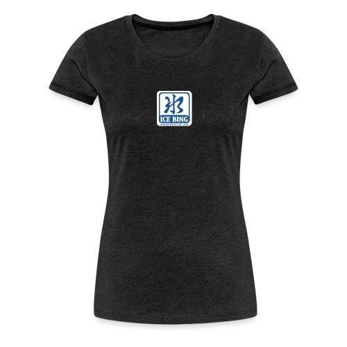 ICEBING003 - Women's Premium T-Shirt