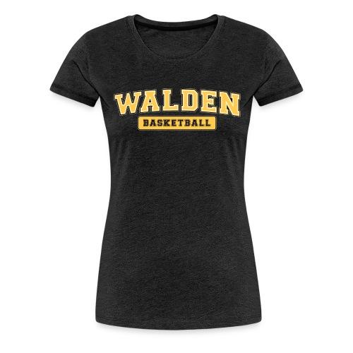 Walden Basketball - Women's Premium T-Shirt