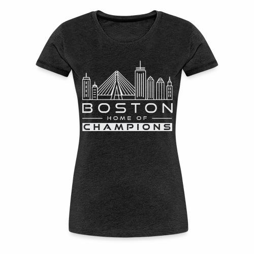 Boston - Women's Premium T-Shirt