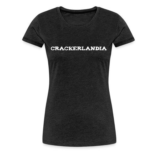 crackerlandia - Women's Premium T-Shirt