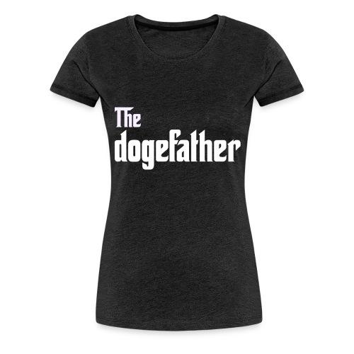 The dogefather - Women's Premium T-Shirt