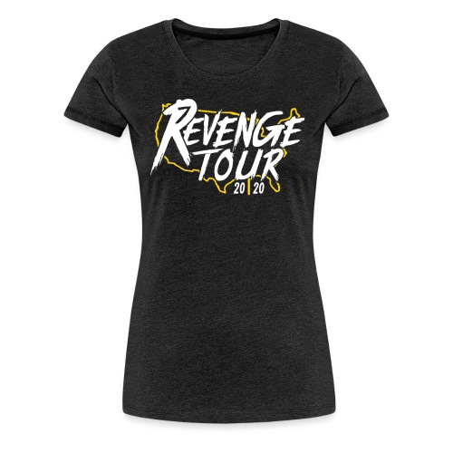 Pittsburgh Revenge Tour 2020 - Women's Premium T-Shirt