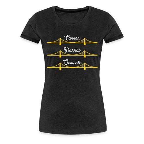 Sister Bridges - Women's Premium T-Shirt
