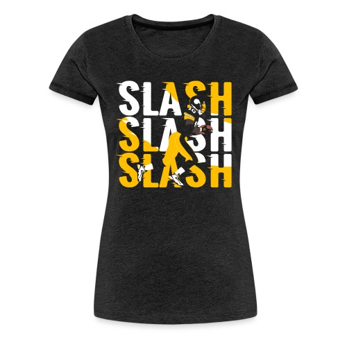 Slash - Women's Premium T-Shirt
