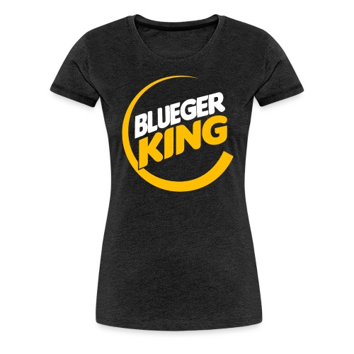 Blueger King - Women's Premium T-Shirt
