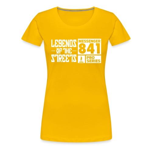 Legends Of The Streets Women's Tank Top - Women's Premium T-Shirt