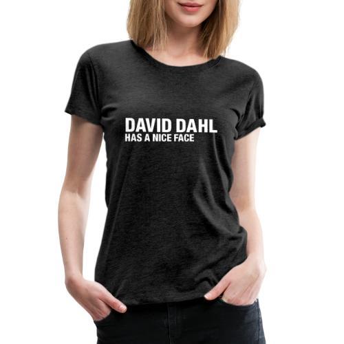Dahl Face - Women's Premium T-Shirt