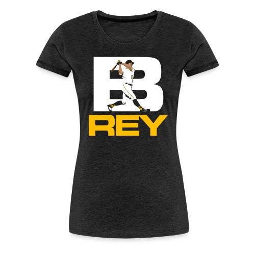 B-REY - Women's Premium T-Shirt