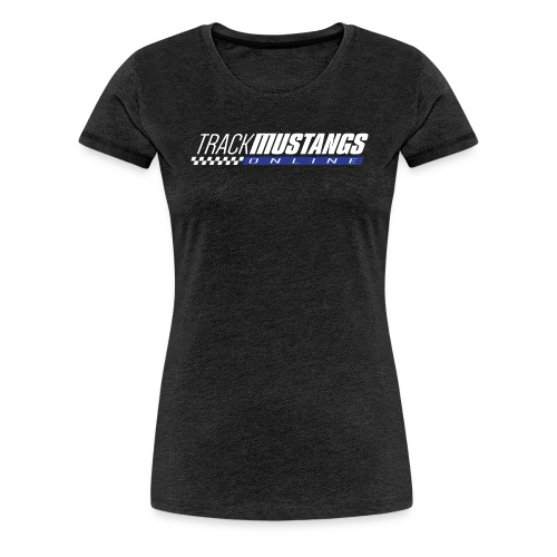 TMO Logo Light Text - Women's Premium T-Shirt