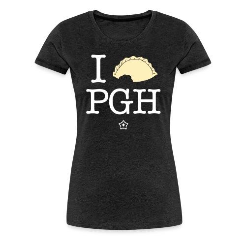 I pierog PGH_2 - Women's Premium T-Shirt
