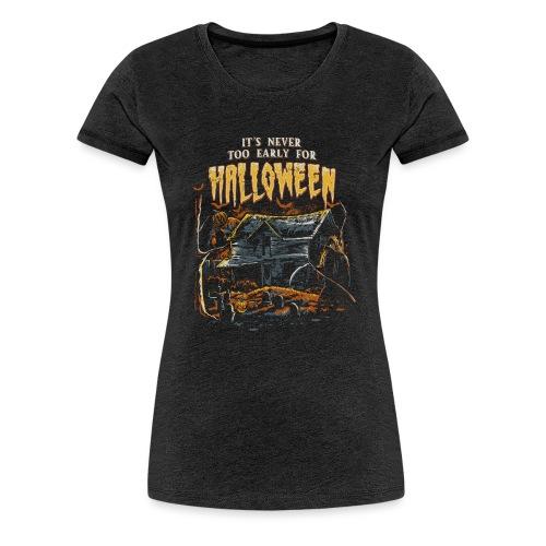 Slapped Ham Halloween - Women's Premium T-Shirt