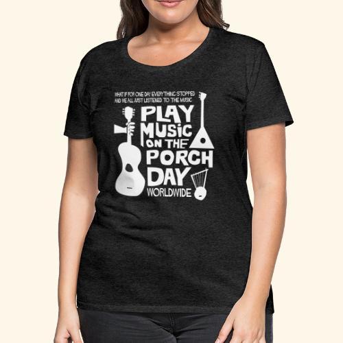 FINALPMOTPD_SHIRT1 - Women's Premium T-Shirt