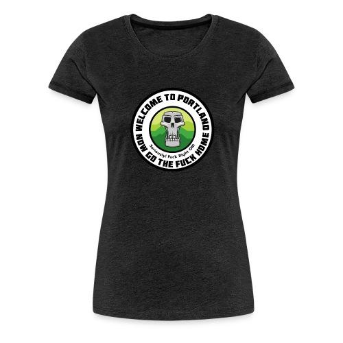 GTFO - Women's Premium T-Shirt