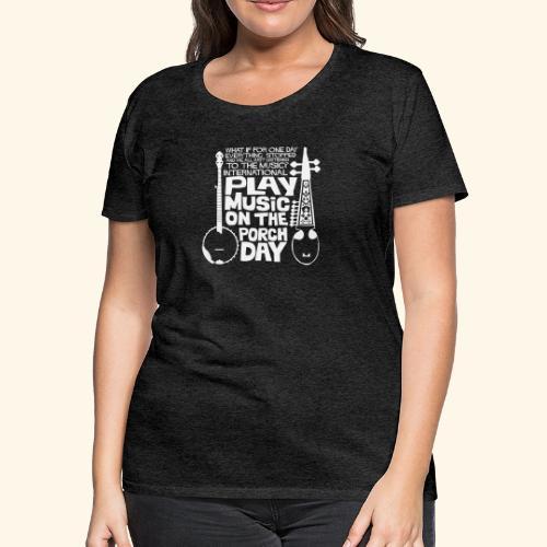 BANJO_RABAB - Women's Premium T-Shirt