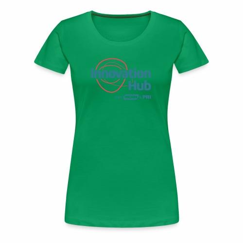 Innovation Hub color logo - Women's Premium T-Shirt