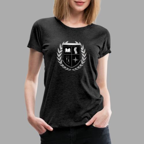 Lyceum Institute Seal - Inverted - Women's Premium T-Shirt