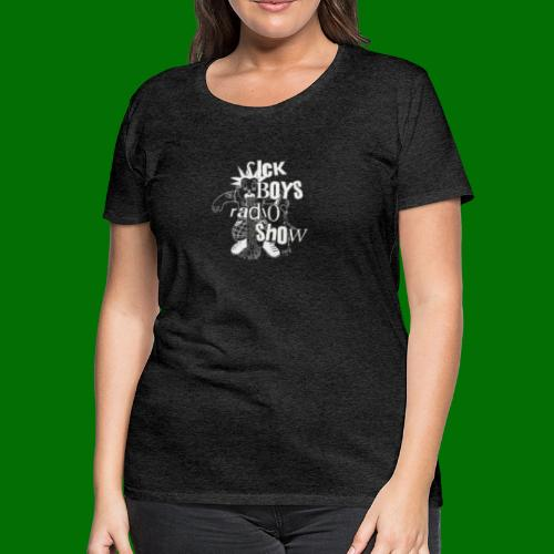Sick Boys Puke Punk - Women's Premium T-Shirt