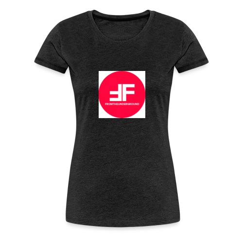 This is the underGround - Women's Premium T-Shirt