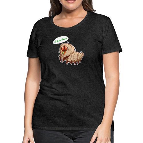 cute bug - Women's Premium T-Shirt