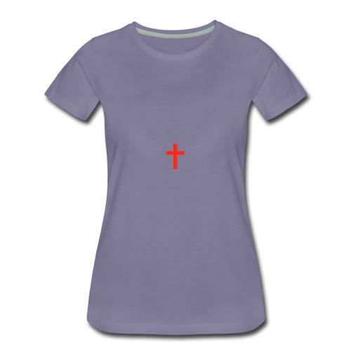 AnGeL's red cross - Women's Premium T-Shirt