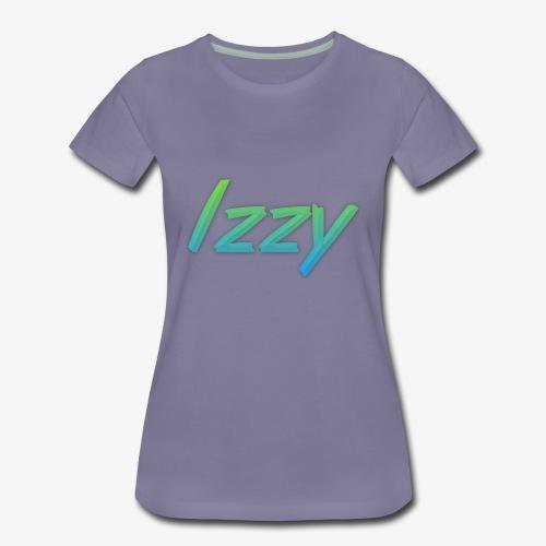 Izzy - Women's Premium T-Shirt