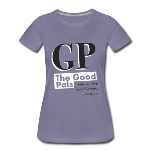 High Fashion Good Pals Action - Women's Premium T-Shirt